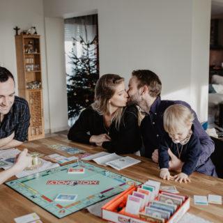 photographe jeu de société famille