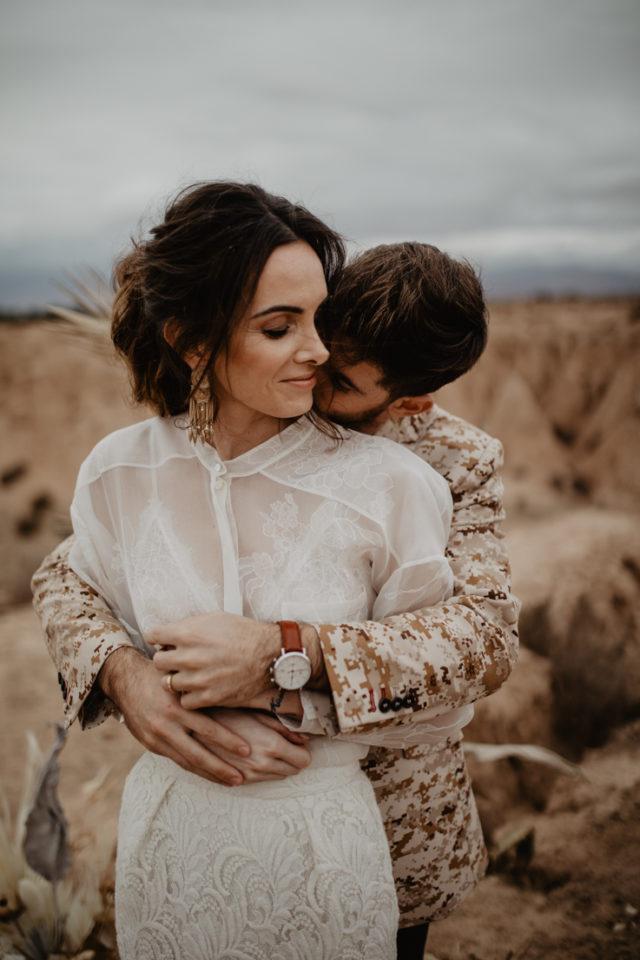 photographe mariage bohème saint malo